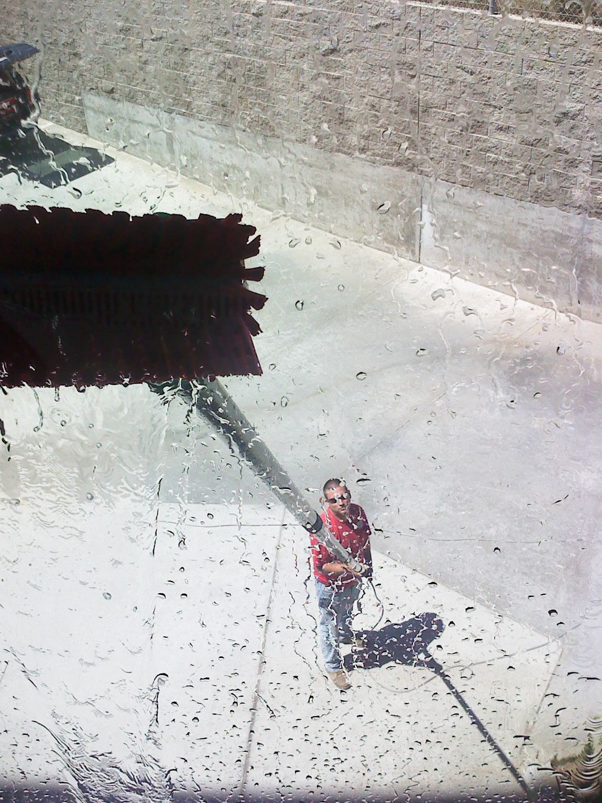 Over the years, cleaning windows using the water fed pole has become very popular. Since then, the water fed pole has become the new way when it comes to washing