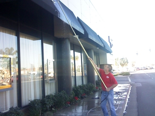 Fish Window Cleaning Los Angeles South Bay Ca