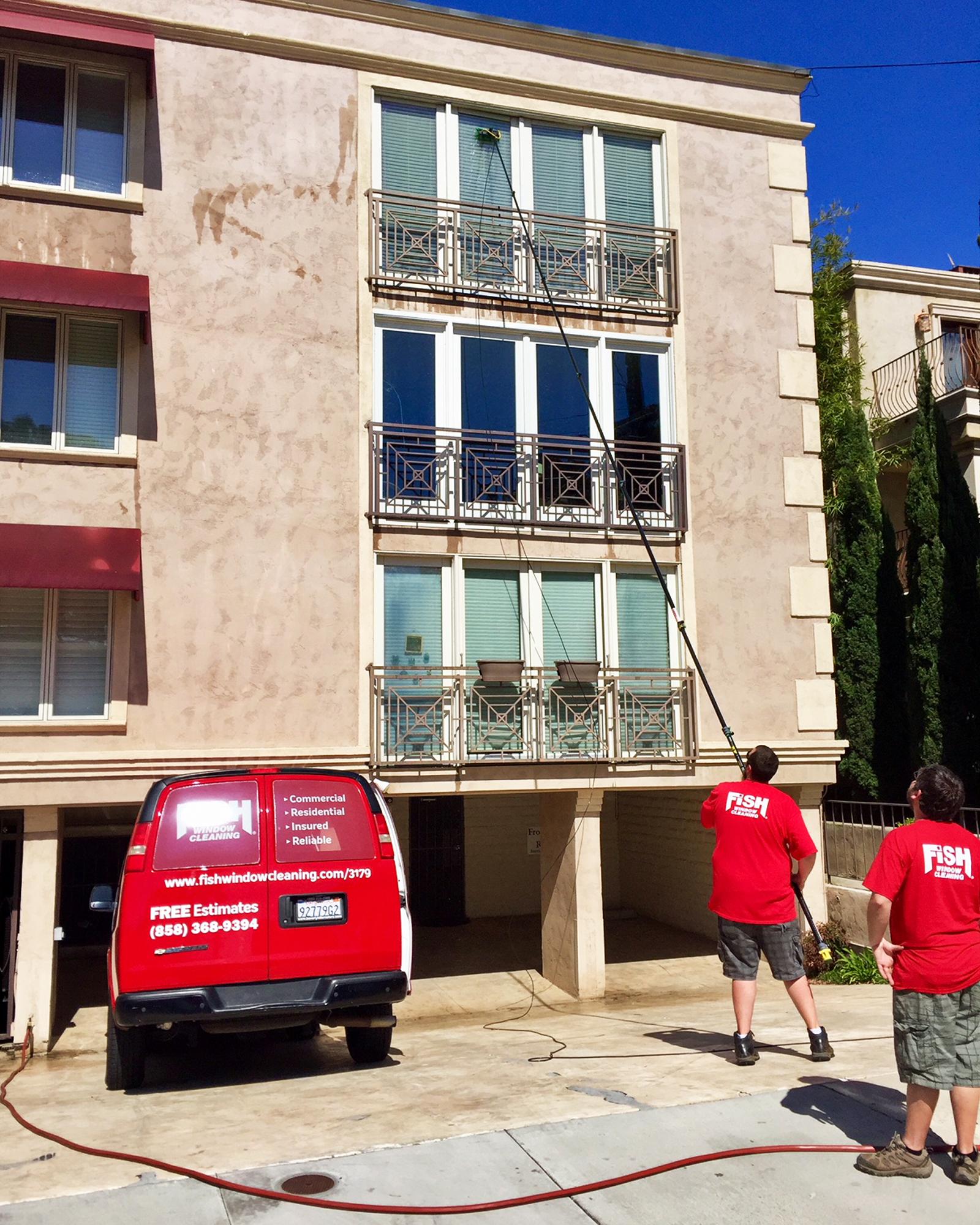 ef34dd0d8defd Residential Window Cleaning San Diego