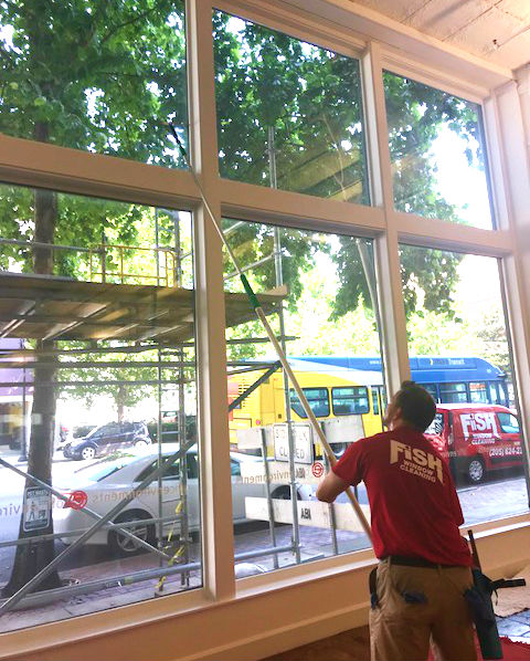 Fish Window Cleaning Birmingham Al South Alabaster
