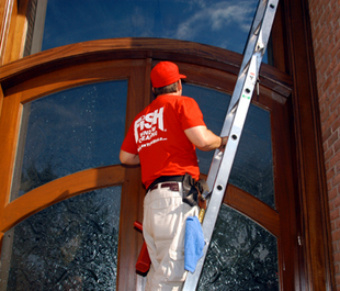 Residential Window Cleaning Services Fish Window Cleaning Residential