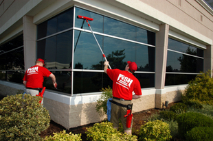 Fish window cleaning lakeshore mi north ottawa for Fish window cleaning