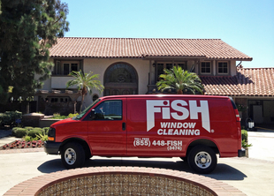 Fish Window Cleaning Laguna Hills Laguna Beach Lake