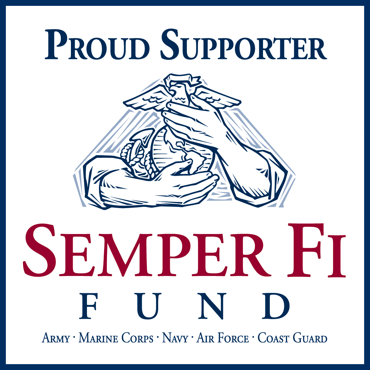 Fish Window Cleaning is proud to support Semper Fi Fund.