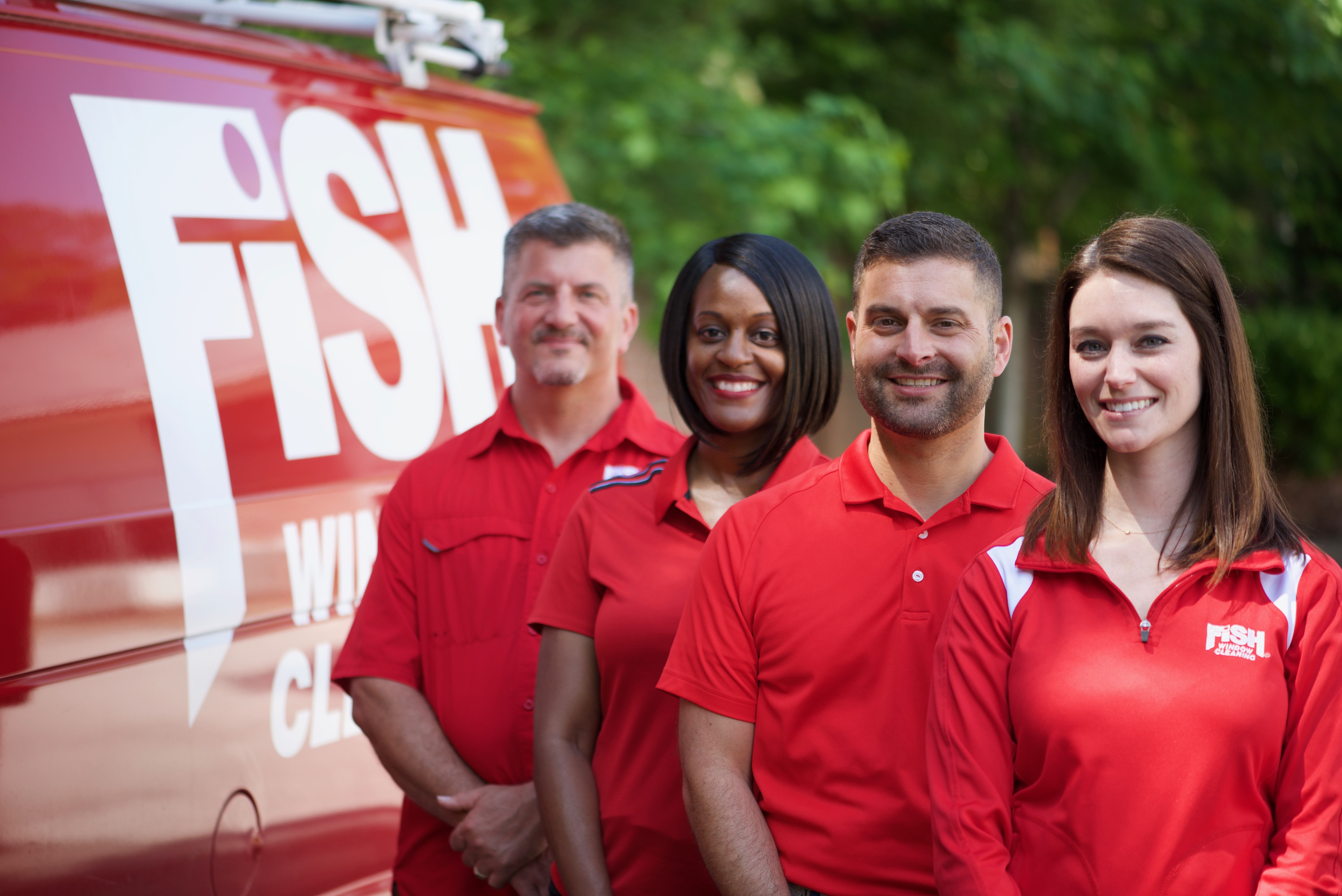 Fish Window Cleaning Franchisees