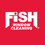 Fish Window Cleaning Logo