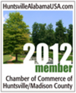 Chamber of Commerce of Huntsville/Madison County 2012 Member