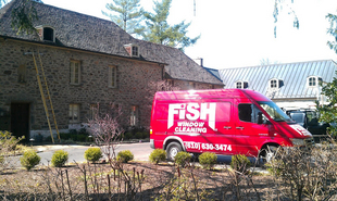 Fish Window Cleaning Norristown Van and Residential Cleaning