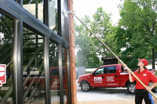 Fish Window Cleaning Commercial Window Cleaning