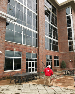 Pittsburgh Commercial Window Cleaning