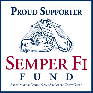 Semper Fi Fund Proud Supporter