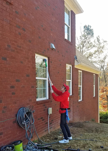 Residential Window Cleaning In McDonough GA