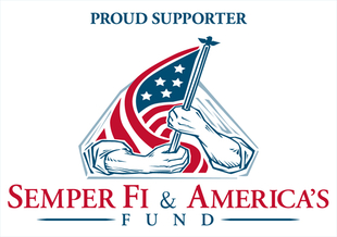 Proud Support of Semper Fi and America's Fund