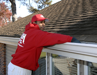 Home Gutter Cleaning Services